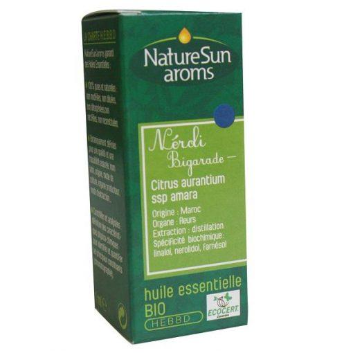 Néroli bigarade - huile essentielle bio - 1 ml - NatureSunAroms 1