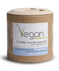 Argalys Essentiels Fer + Vitamine C Bio, B9 et Carotte Bio - 60 gélules 10