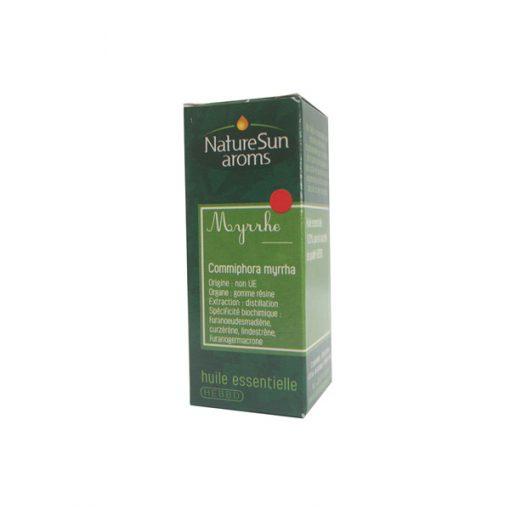 Myrrhe - Commiphora - 5 ml - NatureSunAroms 1