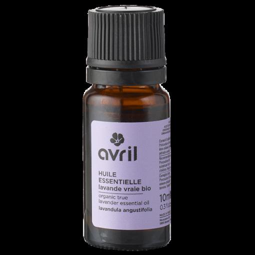 Huile Essentielle de Lavande Vraie Bio - 10ml - Avril 1