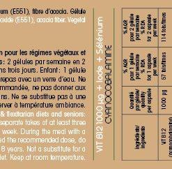 Argalys Essentiels B12 + Iode et Sélénium 3