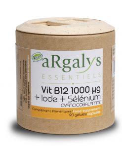 Argalys Essentiels Fer + Vitamine C Bio, B9 et Carotte Bio - 60 gélules 6