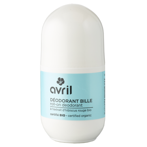 Déodorant Bille Bio - 50 ml - Avril 1