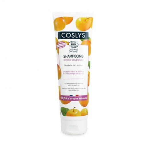 Shampoing Cheveux Très Secs et Abîmés Bio - 250ml - Coslys 1