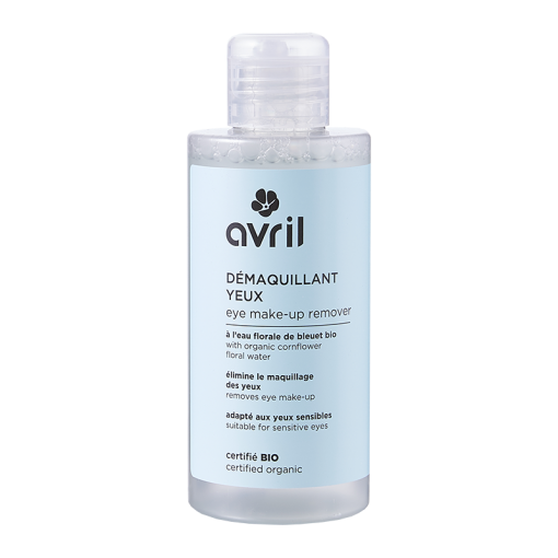 Démaquillant Yeux Bio - 150ml - Avril 1