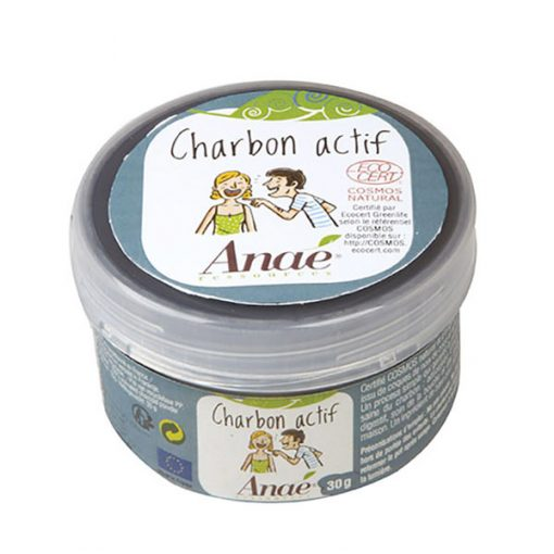 Charbon Actif - 30g - Anaë 1