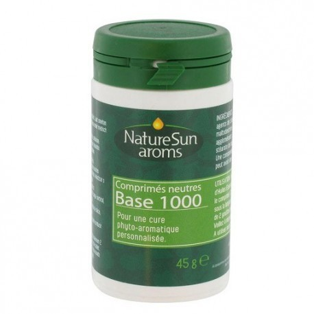 45 cachets neutres pour huiles essentielles 45 g NatureSunaroms - NatureSunAroms 1