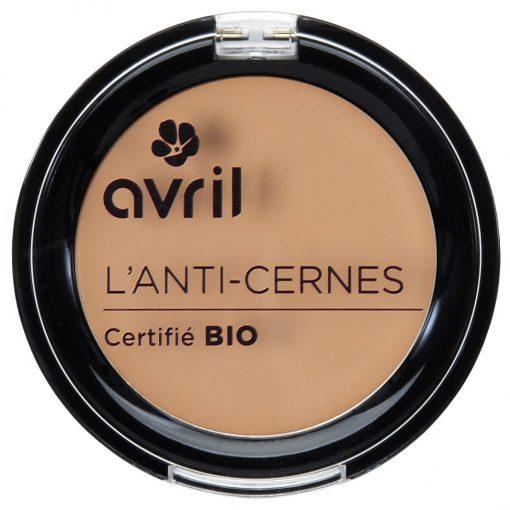 Anti-cernes Nude - certifié bio - Avril 1