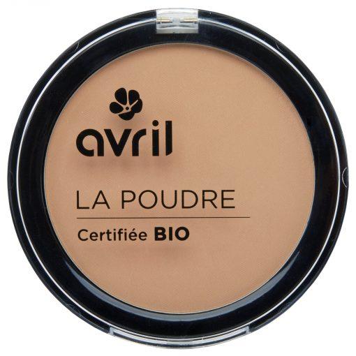 Poudre Compacte Nude Bio - Avril 1