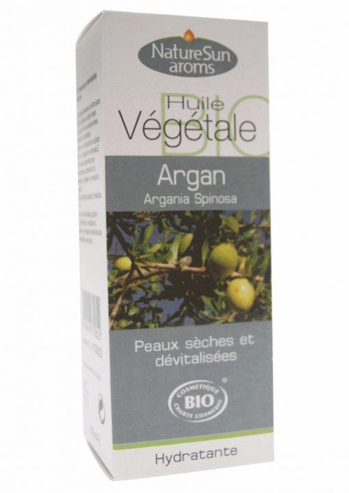 Argan Bio - Argania spinosa - 50 ml - Huile végétale - NatureSunAroms 1