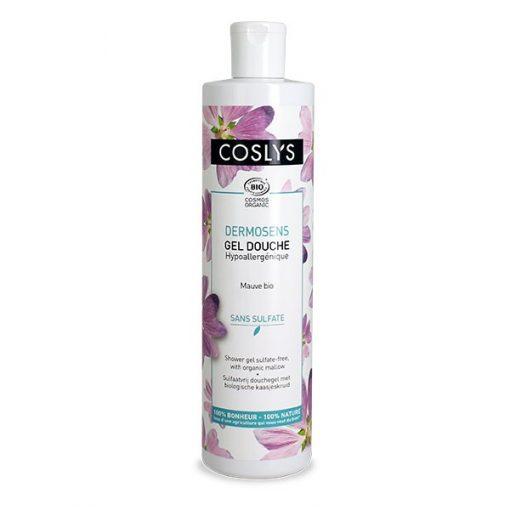 Gel Douche Mauve Haute Tolérance Bio - 380ml - Coslys 1