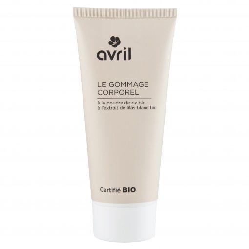 Gommage Corporel Bio - 200ml - Avril 1