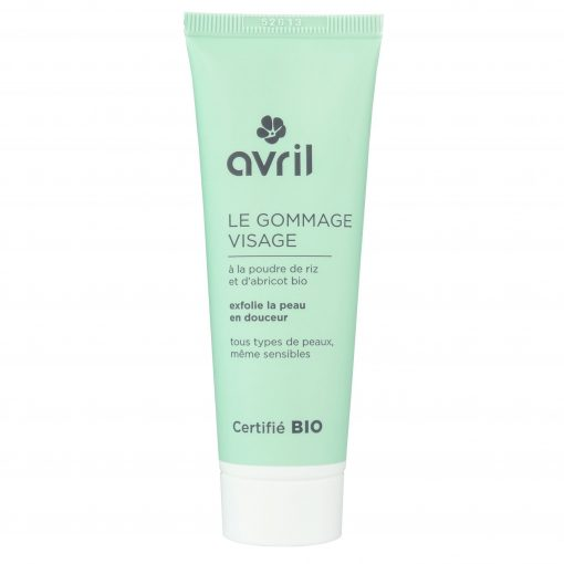 Gommage Visage Bio - 50ml - Avril 1