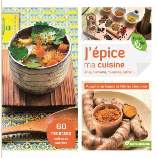 J'Epice ma Cuisine - Terre Vivante 1
