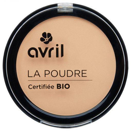 Poudre Compacte Claire Bio - Avril 1