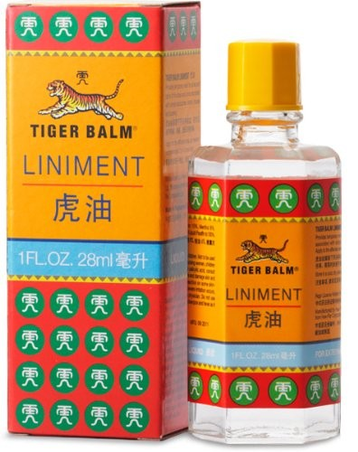 Liniment Tiger Balm 28 ml - Tiger Balm 1