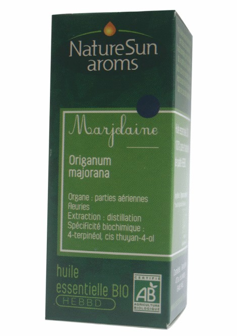 MARJOLAINE - Origanum majorana - 10 ml - NatureSunAroms 1
