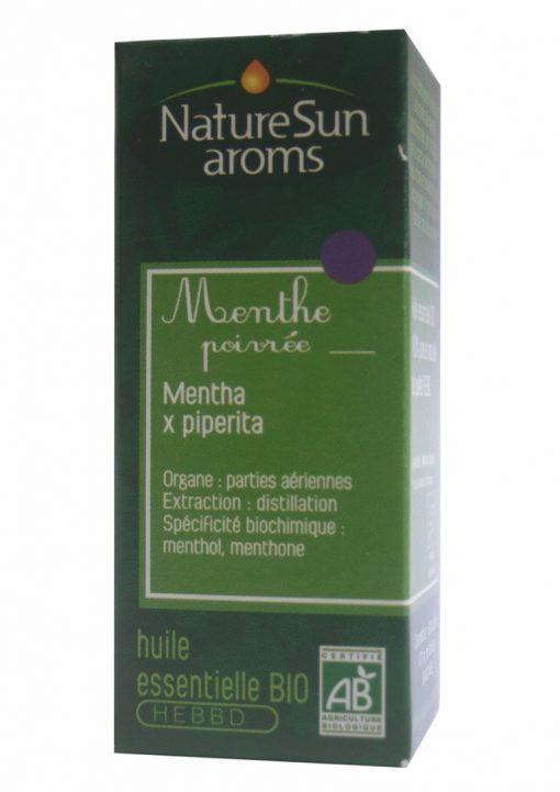MENTHE POIVREE - Mentha x piperita - 30 ml - NatureSunAroms 1