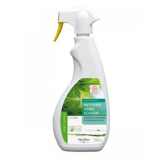 Nettoyant vitres Vert'hyge en Flacon - 750 ml - Procalys 1
