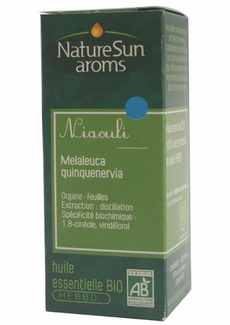 NIAOULI - Melaleuca quinquenervia - 10 ml - NatureSunAroms 1