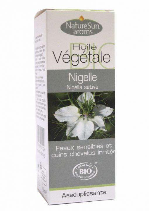 Nigelle Bio  - NOUVEAU - Nigella sativa - 50 ml - NatureSunAroms 1