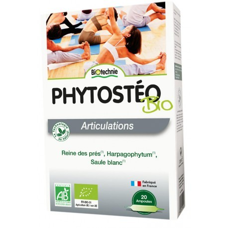 Phytostéo AB 20 ampoules - Biotechnie 1
