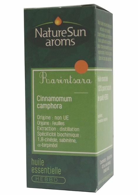 RAVINTSARA - Cinnamomum camphora - 10 ml - NatureSunAroms 1