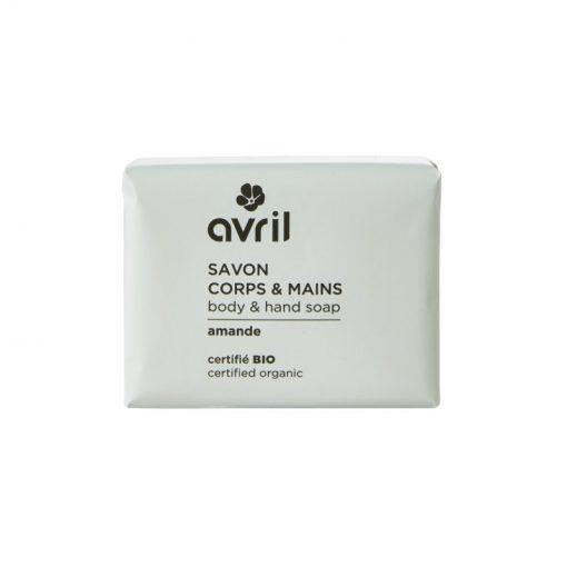 Savon Corps & Mains Amande Bio - Avril 1
