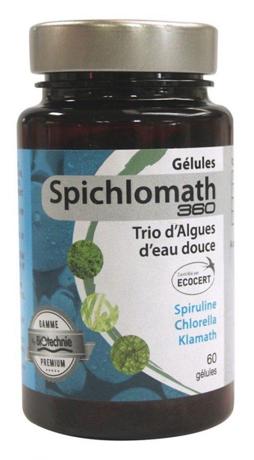 Spichlomath 360 - 60 gelules - Biotechnie - NatureSunAroms 1