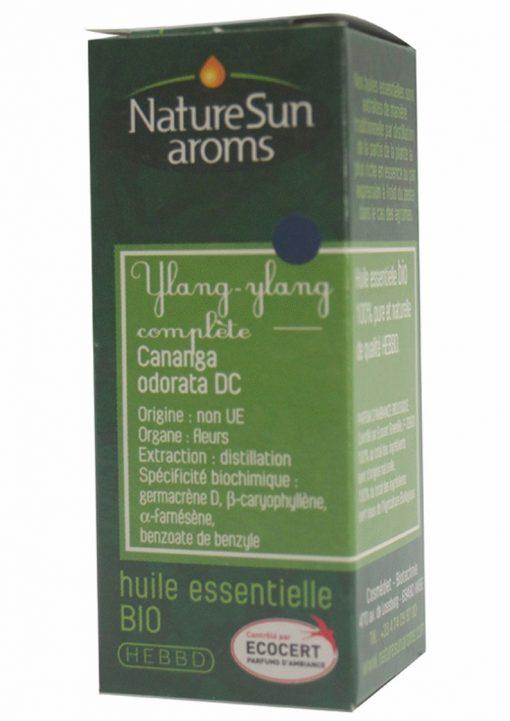 DLUO 2018 - YLANG YLANG COMPLETE - Cananga odorata DC. - 10 ml - NatureSunAroms 1