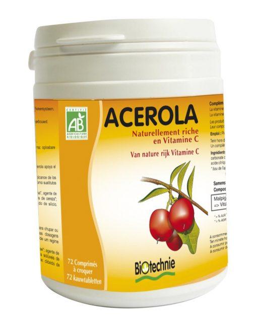Acérola 700 - 30 comprimés- 1