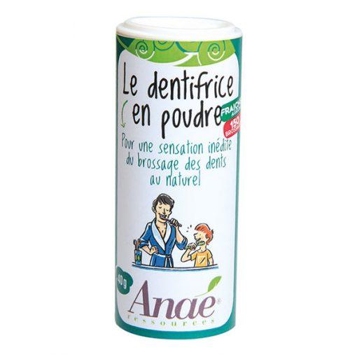 dentifrice poudre