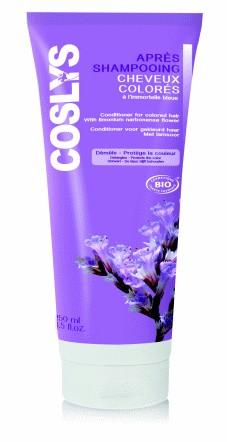 Après Shampoing cheveux colorés à l'immortelle bleue -250 ml- 1