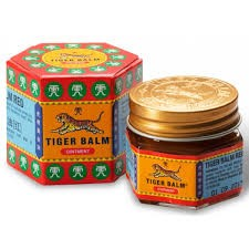 Tiger Balm chauffant rouge 25% Camphre -19.4 g- 1