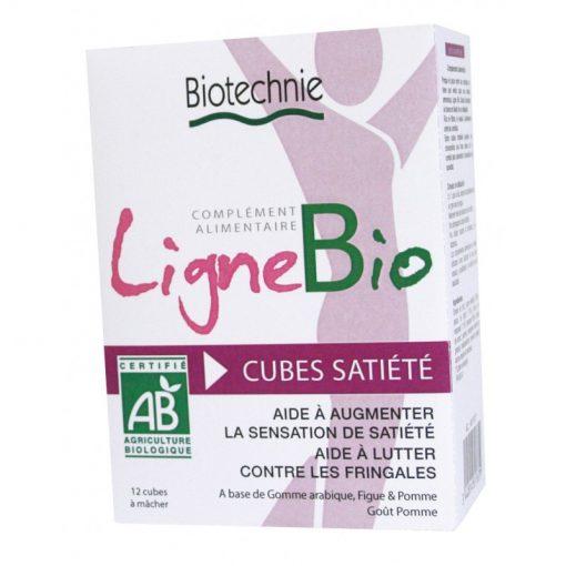 Cube Satiété Bio 12 Cubes à mâcher - Biotechnie 1
