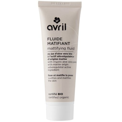 Fluide matifiant 50 ml - Certifié bio - Avril 1