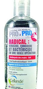 Gel Hydroalcoolique GHA - Antisepsie des mains - Cellande 5