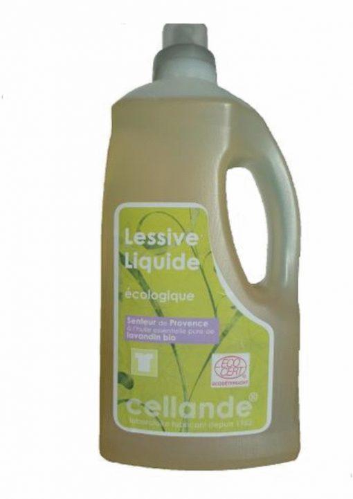 Lessive liquide écologique -2 L-  Senteurs de Provence - 1