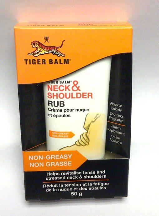 Tiger Balm Crème pour Nuque et Epaule Anti-Douleurs 50 g 1