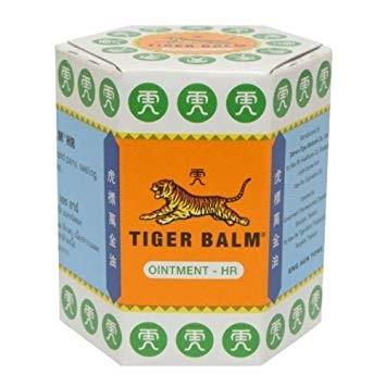 Tiger Balm White 30 grammes 25% camphre 1