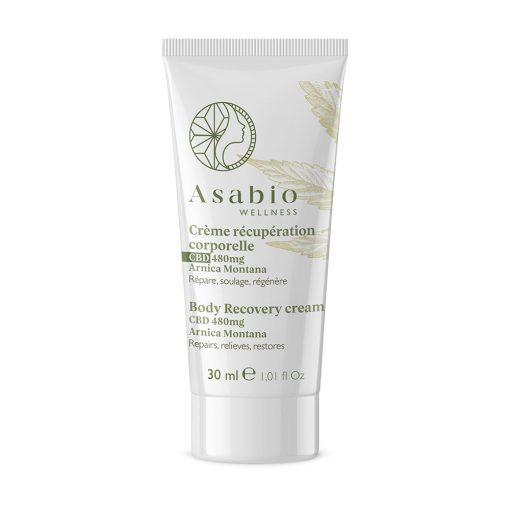 Crème récupération corporelle ASABIO 1