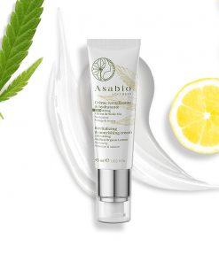 Crème revitalisante et hydratante 45 ml ASABIO 3