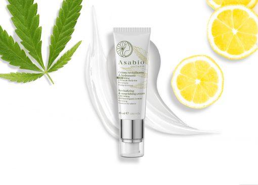 Crème revitalisante et hydratante 45 ml ASABIO 2