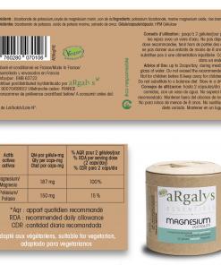 Magnésium + Potassium aRgalys 6