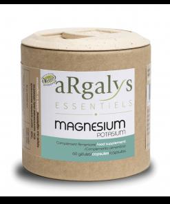 magnésium + potassium 60 gélulles
