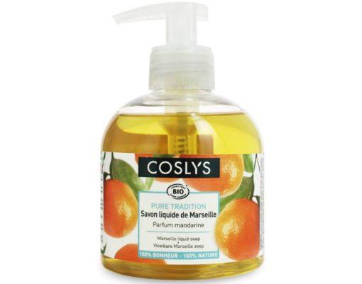 savon de marseille mandarine 300 ml